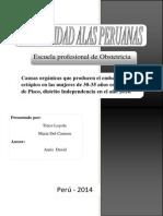 Monografia Del Embarazo Ectopico