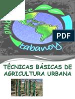 Técnicas Básicas de Agricultura Urbana Grado 4