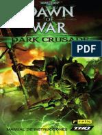 Dawn of War Dark Crusade Manual