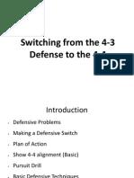 Al Martin 4-4 Defense 2013