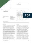 2004 Masaje de Fricción Transversal. Una Alternativa Terapéutica Para El Tratamiento Del Síndrome de Dolor Miofascial Fisioterapia