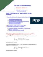 Cálculo Para La Ingeniería 1