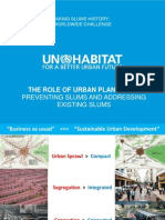 The Role of Urban Planning in Preventing Slums and Addressing Existing Slums