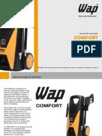 1037345 Manual Lavadora Comfort Wap