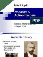 Nocardia&Amp Actinomycosis