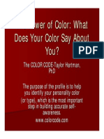 Color Code PDF