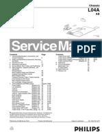 Philips Tv Ch l04a Ab Service Manual