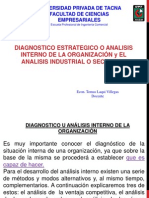 Analisis Interno y Sectorial