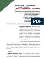 Nulidad de Oficio-Vilcabamba