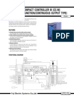 Data Sheet Compact Controller
