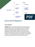 Esposicion Rio Magdalena