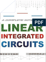 Integrated Circuits Lecture Notes | Integrated Circuit | Mosfet