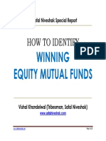 How to Identify Winning Mutual Funds Safal Niveshak 2013