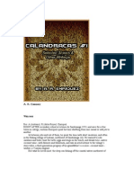 Calandragas#1:Selected Stories & Other Writings
