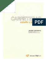 Carreteras Estudio y Proyecto Jacob Carciente