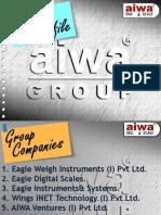 Aiwa Company Profile