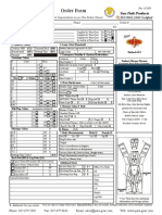 Sunpath Javelin Student Odyssey Form