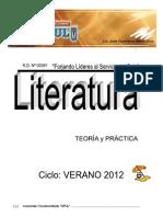MÓDULO LITERATURA