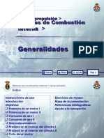MOTORES DE COMBUSTION INTERNA 03 GENERALIDADES