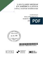 Clases Medias en America Latina