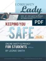 Keeping You Safe Online Student Version 13yrs+ Preview