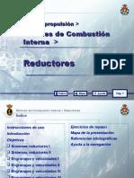 MOTORES DE COMBUSTIÓN INTERNA 10 REDUCTORES