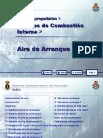 MOTORES DE COMBUSTION INTERNA 12 AIRE DE ARRANQUE