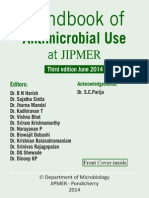 2014 Antimicrobial New