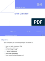 SRM Overview - Part I V1.0