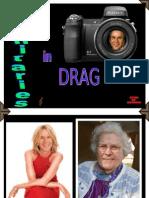 Dignitaries in drag