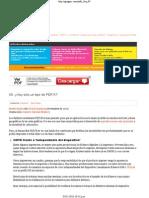 Tipos de Formato PDF_X