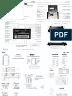 Roland TR-808 Service Manual