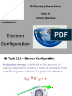 Atomic Structure Hl