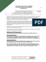 Controlador de Mensajeria Entre Plc Micrologix y Variador Power Flex 4