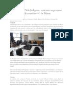 El Programa Chile Indígena