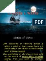 1.1 Understanding Waves