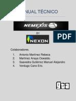 Manual Tecnico Nemexis GTA Final