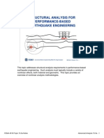 Structural Analysis for Performance-Based Earthquake Engineering - PPT