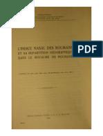 Donici_Pittard_L'Indice Nasal Des Roumains Et Sa Repartition Geographique Dans Le Royaume de Roumanie_1927