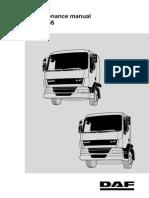 DAF Maintenance Manual LF45_LF55