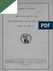 Donici a. 1934. Crania Scythica (Analele Academiei Române. Memoriile Secţiunii Ştiinţifice. Seria 3. Tomul 10)