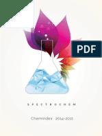 Spectrochem Chemindex 2014 2015