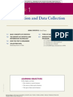Business Statistics chapter One