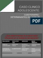 Determinantes de La Salud - GRUPO2