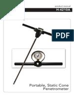 [Penetrometer]H-4210A Man 0809