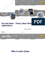 Tenute Macchine CO2 - Dry Gas Seals Theory - Basic Design and Applications