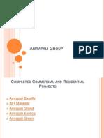 Anil Sharma Amrapali Group