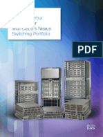 Cisco Nexus Series Solution Brief