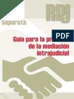 Guia Para La Práctica de La Mediación Intrajudicial 2