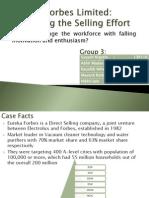 5. Eureka Forbes Limited